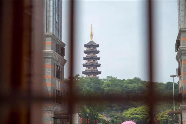 松台山净光塔 来源:温州发布
