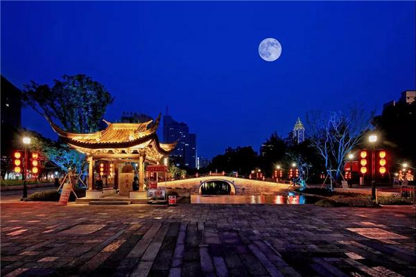 公园十景 来源:温州发布