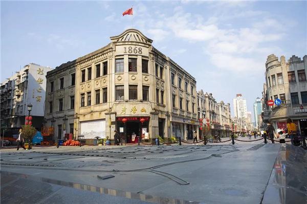 五马街 来源:温州发布