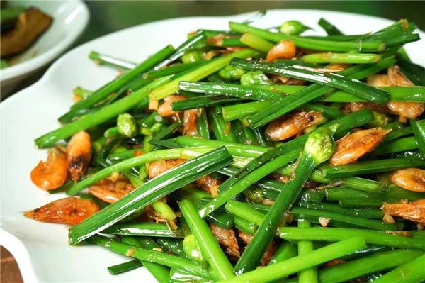 韭菜图源:温州发布