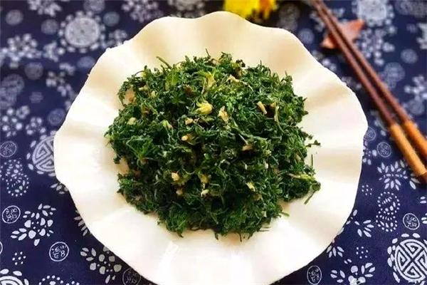 荠菜图源:温州发布