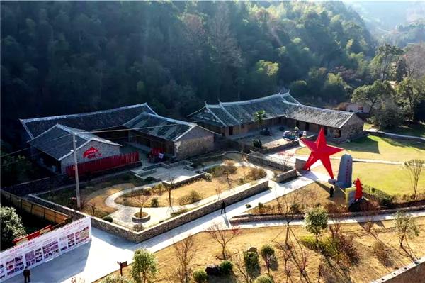 凤林园民宿、红村研学营地 图源:温州发布