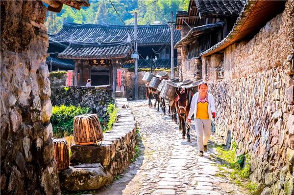 徐岙村 图源:温州发布