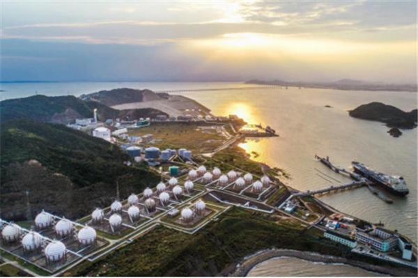 大小门港区 图源:国家发展改革委