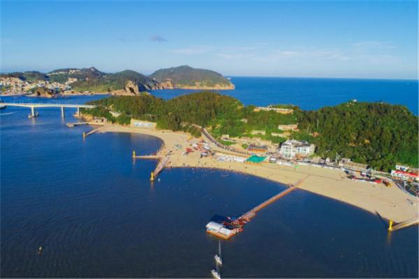 蓝湾整治——韭菜岙沙滩 图源:国家发展改革委